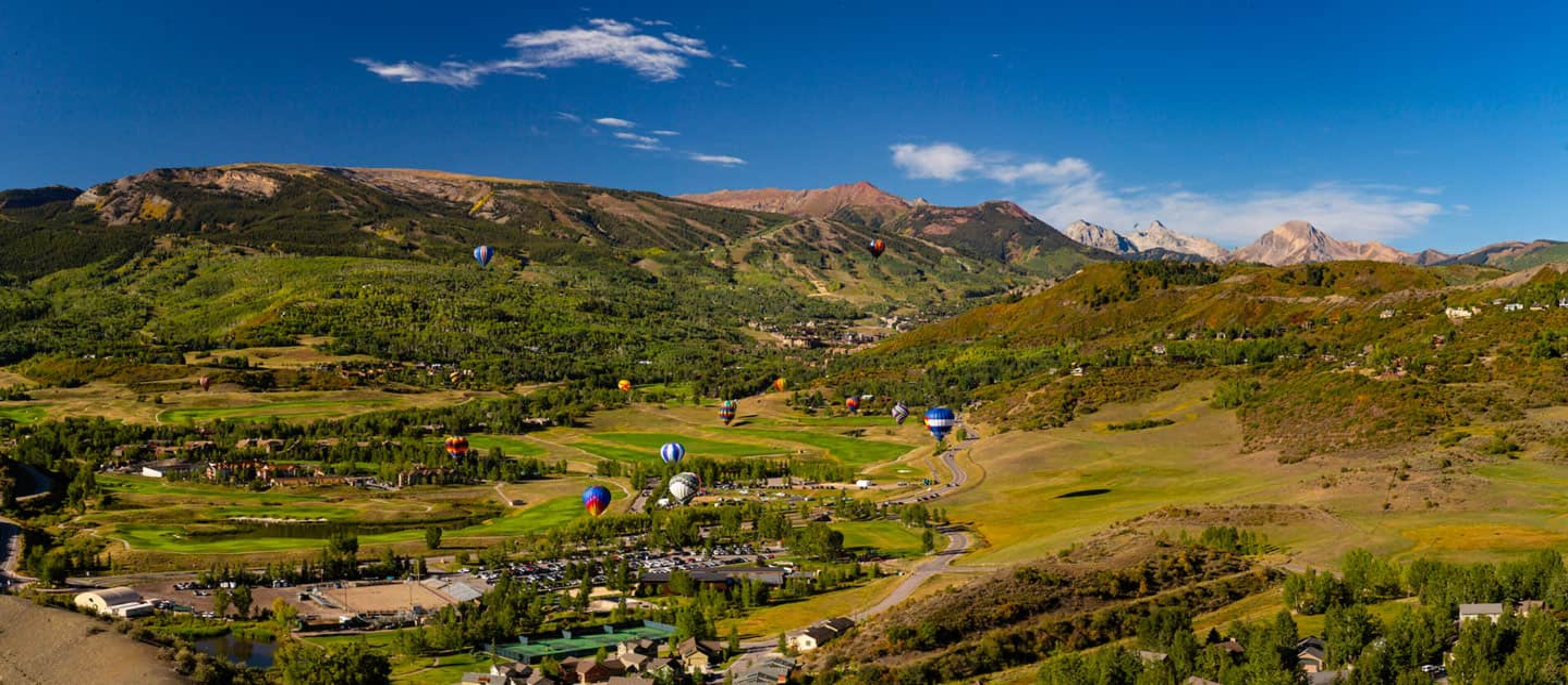 Balloons in Snowmass